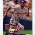 1995 Donruss Baseball #408 Moises Alou - Montreal Expos