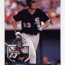 1995 Donruss Baseball #378 Robin Ventura - Chicago White Sox