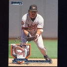 1995 Donruss Baseball #357 Rafael Palmeiro - Baltimore Orioles