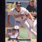 1995 Donruss Baseball #083 Cal Ripken - Baltimore Orioles