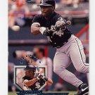 1995 Donruss Baseball #075 Tim Raines - Chicago White Sox