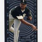 1997 Ultra Baseball Rookie Reflections #01 James Baldwin - Chicago White Sox