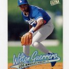 1997 Ultra Baseball #217 Wilton Guerrero - Los Angeles Dodgers