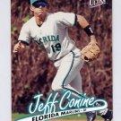 1997 Ultra Baseball #195 Jeff Conine - Florida Marlins