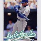 1997 Ultra Baseball #121 Ken Griffey Jr. - Seattle Mariners