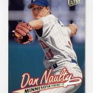 1997 Ultra Baseball #092 Dan Naulty - Minnesota Twins