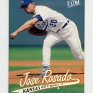 1997 Ultra Baseball #071 Jose Rosado - Kansas City Royals