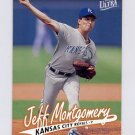 1997 Ultra Baseball #068 Jeff Montgomery - Kansas City Royals