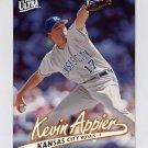 1997 Ultra Baseball #065 Kevin Appier - Kansas City Royals