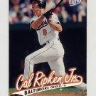 1997 Ultra Baseball #011 Cal Ripken - Baltimore Orioles