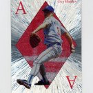 1993 Select Baseball Aces #04 Greg Maddux - Chicago Cubs