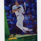 1993 Select Baseball Chase Stars #23 Paul Molitor - Milwaukee Brewers