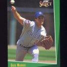 1993 Select Baseball #031 Greg Maddux - Chicago Cubs