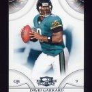 2008 Donruss Threads Football #061 David Garrard - Jacksonville Jaguars