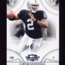2008 Donruss Threads Football #088 JaMarcus Russell - Oakland Raiders