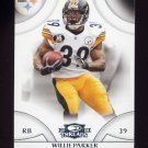 2008 Donruss Threads Football #104 Willie Parker - Pittsburgh Steelers