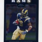 2008 Topps Chrome Football #TC031 Steven Jackson - St. Louis Rams