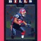 2008 Topps Chrome Football #TC048 Marshawn Lynch - Buffalo Bills