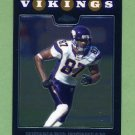 2008 Topps Chrome Football #TC084 Bernard Berrian - Minnesota Vikings