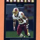 2008 Topps Chrome Football #TC090 Santana Moss - Washington Redskins