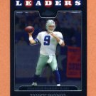 2008 Topps Chrome Football #TC123 Tony Romo LL - Dallas Cowboys