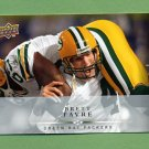 2008 Upper Deck First Edition Football #056 Brett Favre - Green Bay Packers