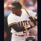 1992 Stadium Club Baseball #620 Barry Bonds - Pittsburgh Pirates
