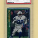1997 Topps Chrome Football #119 Marvin Harrison - Indianapolis Colts Graded PSA GEM MT 10