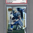 1996 Bowman's Best Best Cuts Refractor #BC6 Marshall Faulk - Colts Graded PSA Mint 9