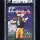 1997 Topps Season's Best #4 Brett Favre - Green Bay Packers Graded BGS 8.5 NM-MT+