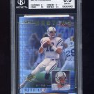 1999 SPx Masters #M3 Peyton Manning - Indianapolis Colts Graded BGS 8.5 NM-MT+