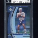 1999 Black Diamond Diamond Cut #45 Peyton Manning - Indianapolis Colts Graded BGS 7.5