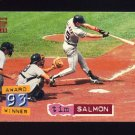 1994 Stadium Club Baseball #036 Tim Salmon - California Angels