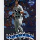 1997 Stadium Club Baseball Matrix #002 Gary Sheffield - Florida Marlins