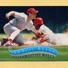 1997 Stadium Club Baseball #170 Bret Boone - Cincinnati Reds