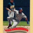 1997 Stadium Club Baseball #169 Mel Nieves - Detroit Tigers