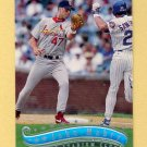 1997 Stadium Club Baseball #167 John Mabry - St. Louis Cardinals