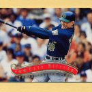 1997 Stadium Club Baseball #153 Dave Nilsson - Milwaukee Brewers