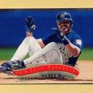 1997 Stadium Club Baseball #113 Jose Valentin - Milwaukee Brewers