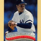 1997 Stadium Club Baseball #105 Dwight Gooden - New York Yankees