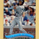 1997 Stadium Club Baseball #104 Billy McMillon - Florida Marlins