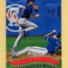 1997 Stadium Club Baseball #093 Gary DiSarcina - California Angels