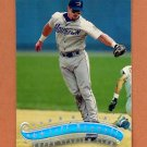 1997 Stadium Club Baseball #013 Jeff Bagwell - Houston Astros