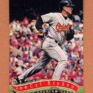 1997 Stadium Club Baseball #008 Cal Ripken - Baltimore Orioles