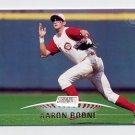 1999 Stadium Club Baseball #306 Aaron Boone - Cincinnati Reds