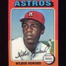 1975 Topps Baseball #563 Wilbur Howard - Houston Astros