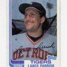 1982 Topps Baseball #535 Lance Parrish - Detroit Tigers