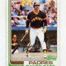 1982 Topps Baseball #307 Randy Bass - San Diego Padres
