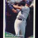 1994 Topps Baseball #275 Wally Joyner - Kansas City Royals
