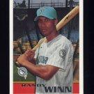 1996 Topps Baseball #235 Randy Winn RC - Florida Marlins